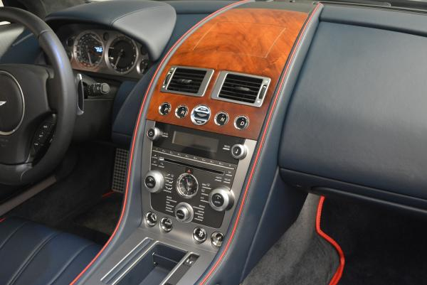 Used 2014 Aston Martin DB9 Volante for sale Sold at Maserati of Westport in Westport CT 06880 19
