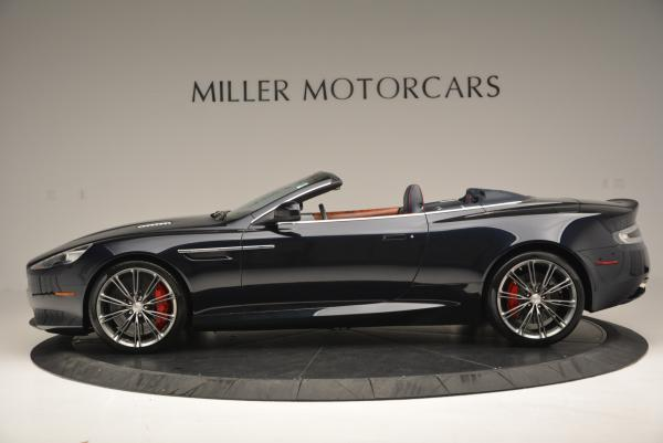 Used 2014 Aston Martin DB9 Volante for sale Sold at Maserati of Westport in Westport CT 06880 3