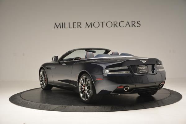 Used 2014 Aston Martin DB9 Volante for sale Sold at Maserati of Westport in Westport CT 06880 5