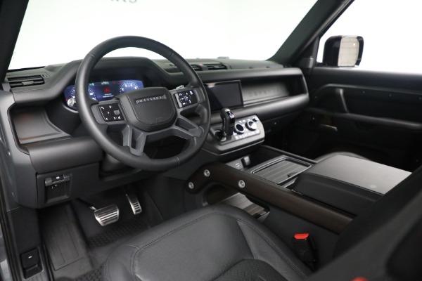 Used 2021 Land Rover Defender 90 X for sale $84,900 at Maserati of Westport in Westport CT 06880 10