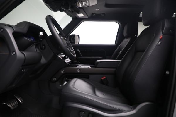 Used 2021 Land Rover Defender 90 X for sale $84,900 at Maserati of Westport in Westport CT 06880 11