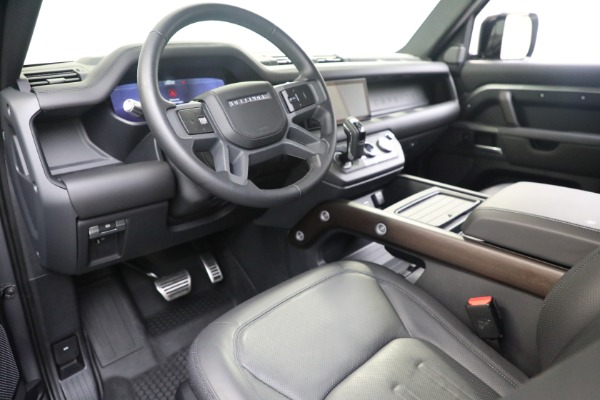 Used 2021 Land Rover Defender 90 X for sale $84,900 at Maserati of Westport in Westport CT 06880 14