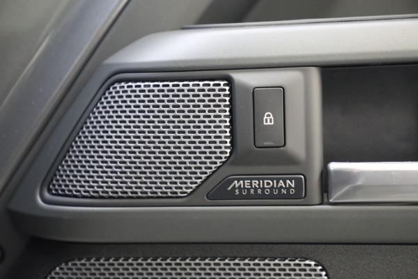 Used 2021 Land Rover Defender 90 X for sale $84,900 at Maserati of Westport in Westport CT 06880 19