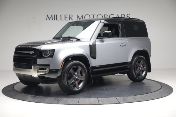 Used 2021 Land Rover Defender 90 X for sale $84,900 at Maserati of Westport in Westport CT 06880 2