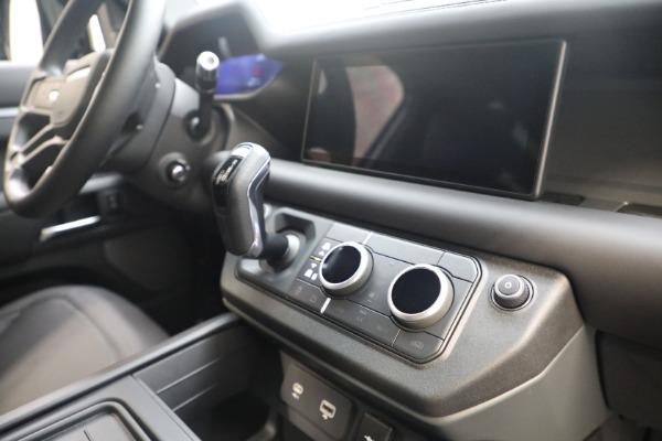 Used 2021 Land Rover Defender 90 X for sale $84,900 at Maserati of Westport in Westport CT 06880 20