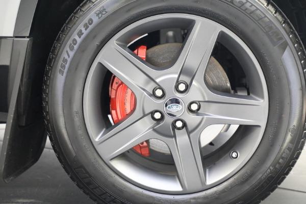 Used 2021 Land Rover Defender 90 X for sale $84,900 at Maserati of Westport in Westport CT 06880 22