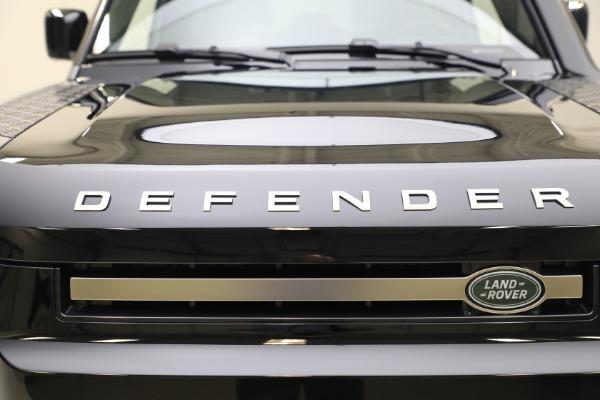 Used 2021 Land Rover Defender 90 X for sale $84,900 at Maserati of Westport in Westport CT 06880 23