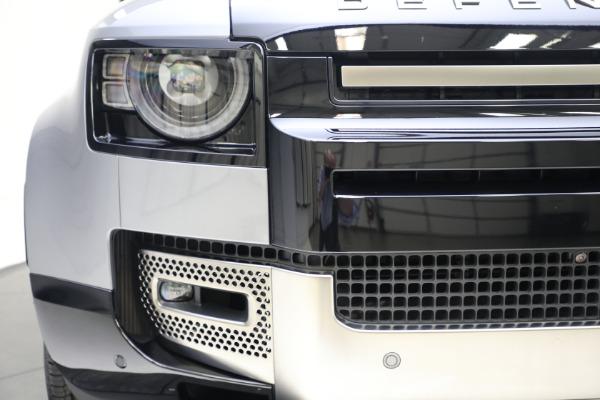 Used 2021 Land Rover Defender 90 X for sale $84,900 at Maserati of Westport in Westport CT 06880 24