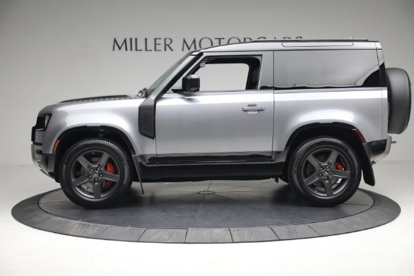 Used 2021 Land Rover Defender 90 X for sale $84,900 at Maserati of Westport in Westport CT 06880 3