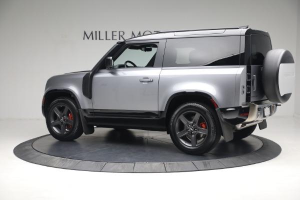 Used 2021 Land Rover Defender 90 X for sale $84,900 at Maserati of Westport in Westport CT 06880 4