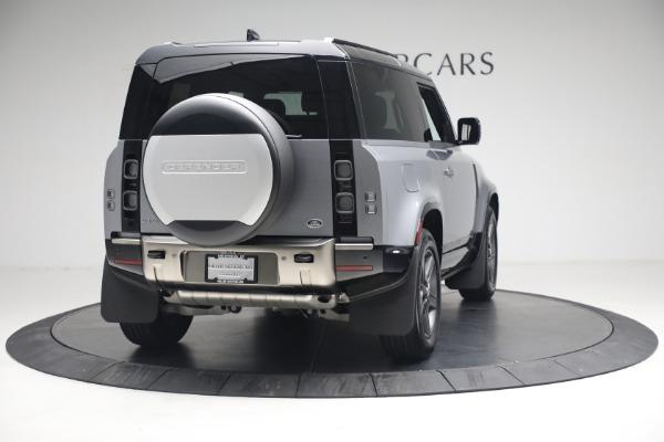 Used 2021 Land Rover Defender 90 X for sale $84,900 at Maserati of Westport in Westport CT 06880 5