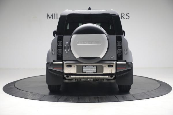 Used 2021 Land Rover Defender 90 X for sale $84,900 at Maserati of Westport in Westport CT 06880 9