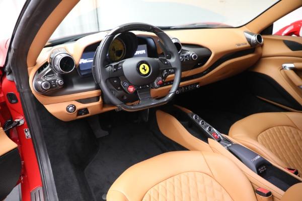 Used 2021 Ferrari F8 Tributo for sale Call for price at Maserati of Westport in Westport CT 06880 13