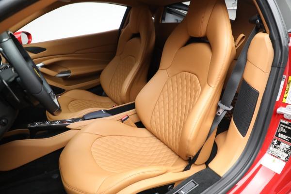 Used 2021 Ferrari F8 Tributo for sale Call for price at Maserati of Westport in Westport CT 06880 15