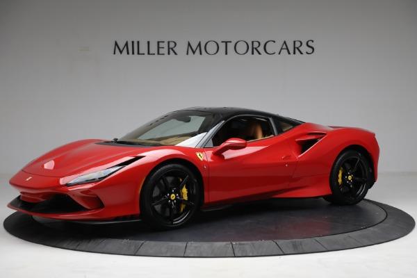 Used 2021 Ferrari F8 Tributo for sale Call for price at Maserati of Westport in Westport CT 06880 2