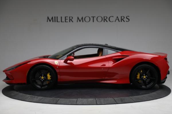 Used 2021 Ferrari F8 Tributo for sale Call for price at Maserati of Westport in Westport CT 06880 3