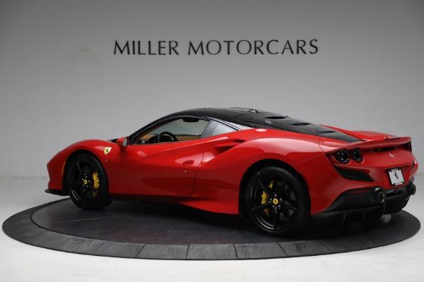 Used 2021 Ferrari F8 Tributo for sale Call for price at Maserati of Westport in Westport CT 06880 4