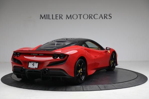 Used 2021 Ferrari F8 Tributo for sale Call for price at Maserati of Westport in Westport CT 06880 7