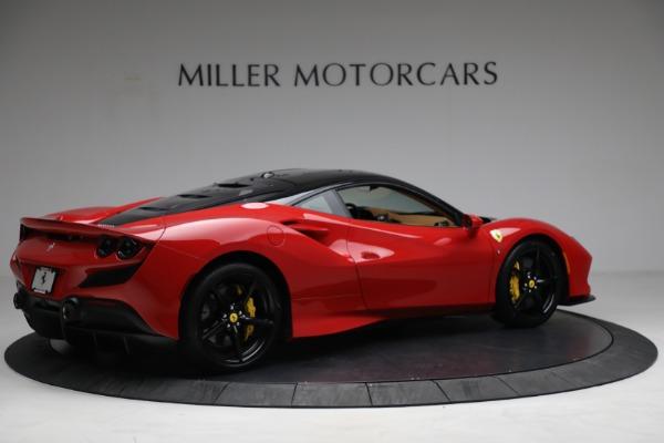 Used 2021 Ferrari F8 Tributo for sale Call for price at Maserati of Westport in Westport CT 06880 8