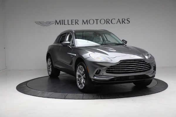 Used 2021 Aston Martin DBX for sale $199,900 at Maserati of Westport in Westport CT 06880 10