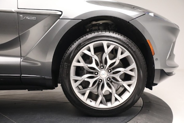 Used 2021 Aston Martin DBX for sale $199,900 at Maserati of Westport in Westport CT 06880 22