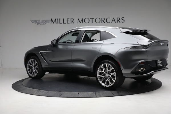 Used 2021 Aston Martin DBX for sale $199,900 at Maserati of Westport in Westport CT 06880 3