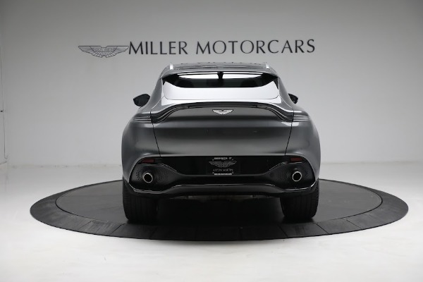 Used 2021 Aston Martin DBX for sale $199,900 at Maserati of Westport in Westport CT 06880 5