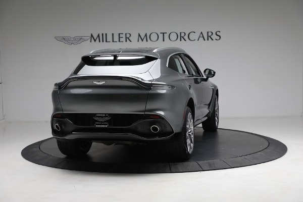 Used 2021 Aston Martin DBX for sale $199,900 at Maserati of Westport in Westport CT 06880 6