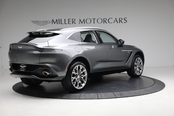 Used 2021 Aston Martin DBX for sale $199,900 at Maserati of Westport in Westport CT 06880 7