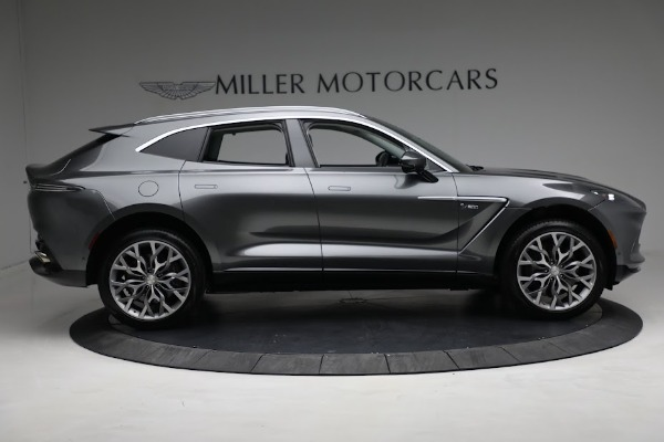 Used 2021 Aston Martin DBX for sale $199,900 at Maserati of Westport in Westport CT 06880 8