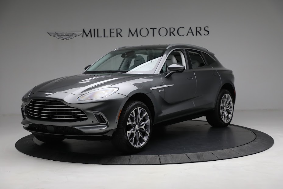 Used 2021 Aston Martin DBX for sale $199,900 at Maserati of Westport in Westport CT 06880 1