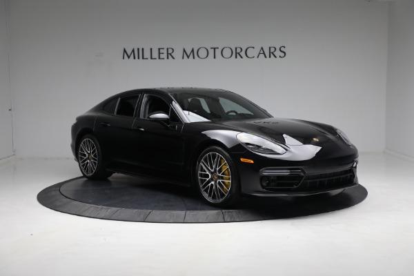 Used 2021 Porsche Panamera Turbo S for sale $204,900 at Maserati of Westport in Westport CT 06880 10