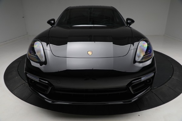 Used 2021 Porsche Panamera Turbo S for sale $204,900 at Maserati of Westport in Westport CT 06880 13