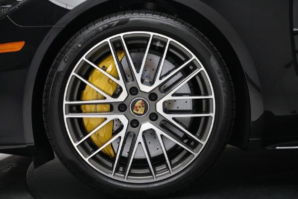 Used 2021 Porsche Panamera Turbo S for sale $204,900 at Maserati of Westport in Westport CT 06880 15