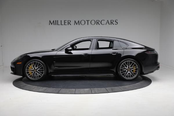 Used 2021 Porsche Panamera Turbo S for sale $204,900 at Maserati of Westport in Westport CT 06880 2