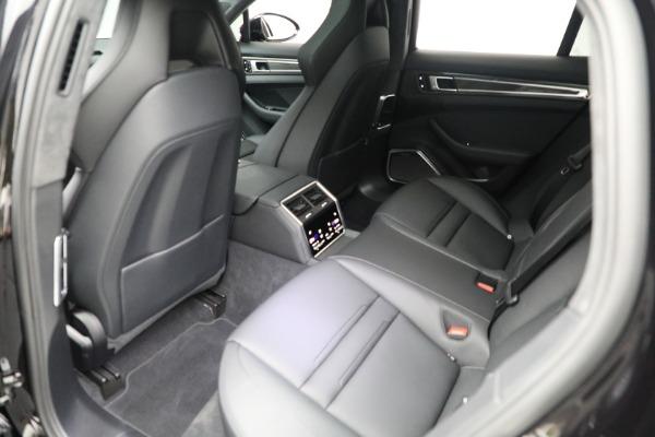 Used 2021 Porsche Panamera Turbo S for sale $204,900 at Maserati of Westport in Westport CT 06880 20