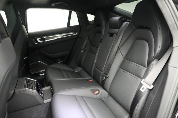 Used 2021 Porsche Panamera Turbo S for sale $204,900 at Maserati of Westport in Westport CT 06880 22