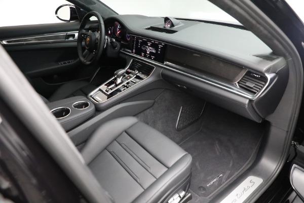 Used 2021 Porsche Panamera Turbo S for sale $204,900 at Maserati of Westport in Westport CT 06880 26