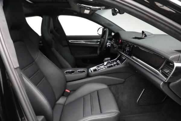 Used 2021 Porsche Panamera Turbo S for sale $204,900 at Maserati of Westport in Westport CT 06880 27