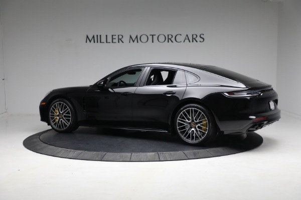 Used 2021 Porsche Panamera Turbo S for sale $204,900 at Maserati of Westport in Westport CT 06880 3