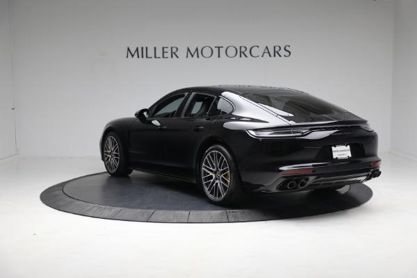 Used 2021 Porsche Panamera Turbo S for sale $204,900 at Maserati of Westport in Westport CT 06880 4