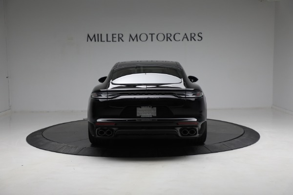 Used 2021 Porsche Panamera Turbo S for sale $204,900 at Maserati of Westport in Westport CT 06880 5