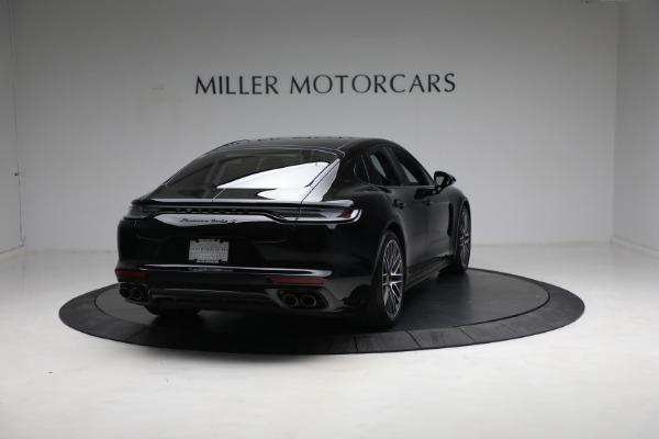 Used 2021 Porsche Panamera Turbo S for sale $204,900 at Maserati of Westport in Westport CT 06880 6