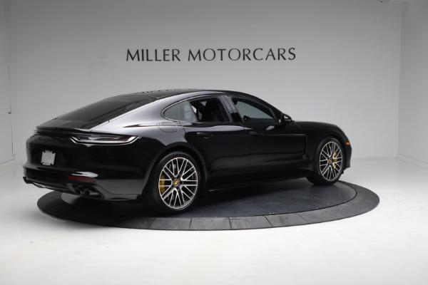 Used 2021 Porsche Panamera Turbo S for sale $204,900 at Maserati of Westport in Westport CT 06880 7