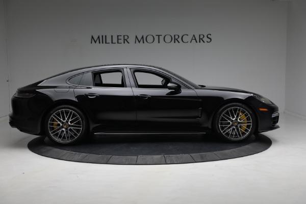 Used 2021 Porsche Panamera Turbo S for sale $204,900 at Maserati of Westport in Westport CT 06880 8