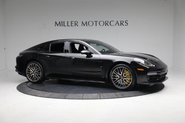 Used 2021 Porsche Panamera Turbo S for sale $204,900 at Maserati of Westport in Westport CT 06880 9