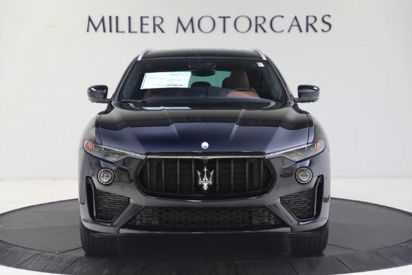 New 2021 Maserati Levante S GranSport for sale $112,799 at Maserati of Westport in Westport CT 06880 12