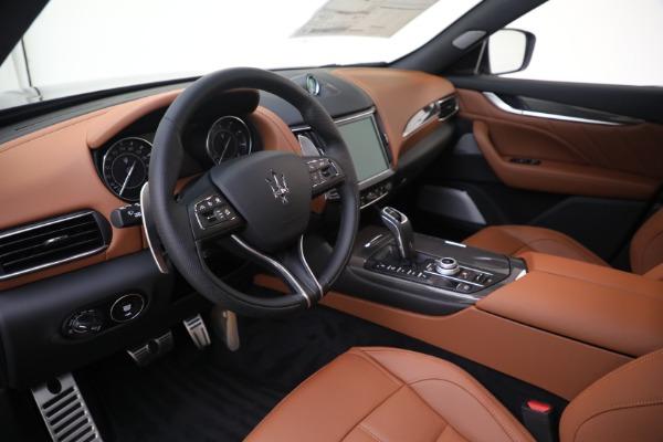 New 2021 Maserati Levante S GranSport for sale $112,799 at Maserati of Westport in Westport CT 06880 13