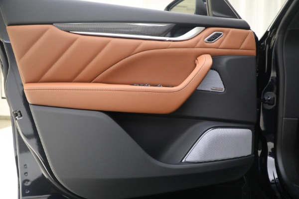 New 2021 Maserati Levante S GranSport for sale $112,799 at Maserati of Westport in Westport CT 06880 17