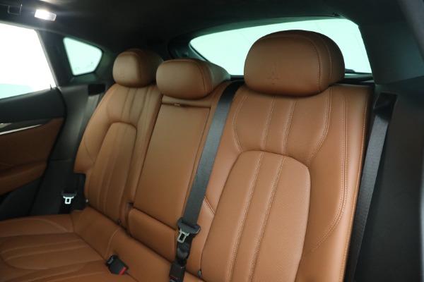New 2021 Maserati Levante S GranSport for sale $112,799 at Maserati of Westport in Westport CT 06880 18